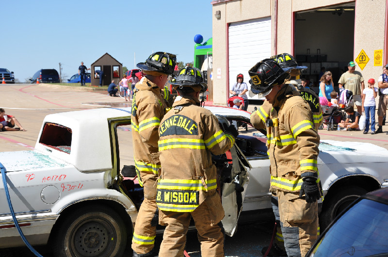 2011 Open House - Extrication Demo