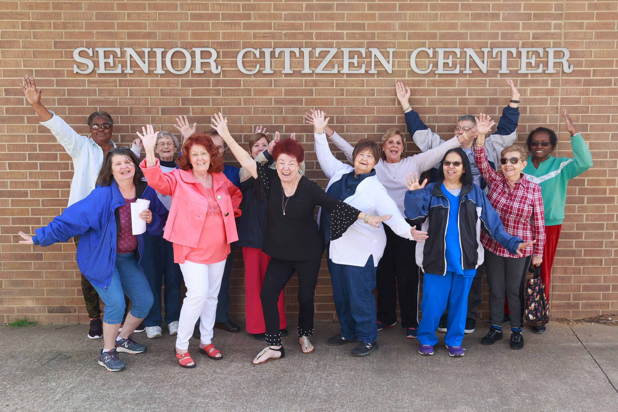 Kennedale Senior Center Members